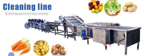 fruit-vegetable-washing-line