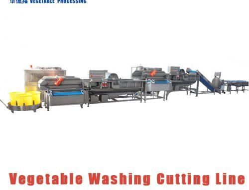 HXC-1000 spiral type vegetable washing machine