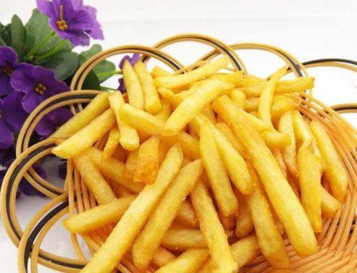 Make Oil Fried French Fries Crispy Method