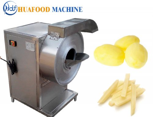 heavy duty french fries potato cutter machine