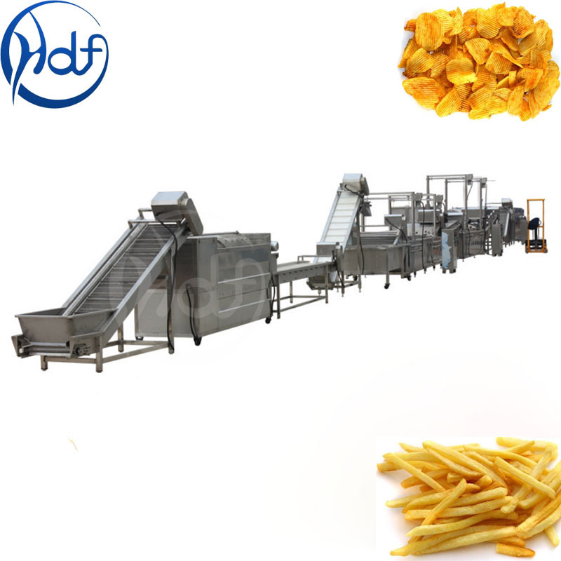 french fries machine for business