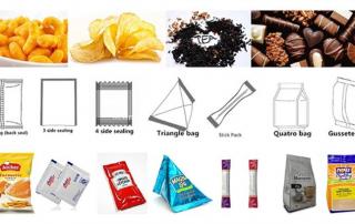 food packaginging machine