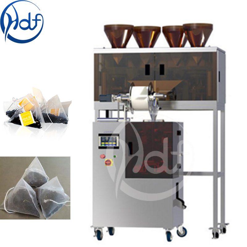 triangle bag tea packaging machine