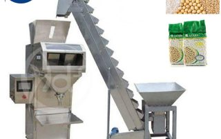 food weighing packaging machine