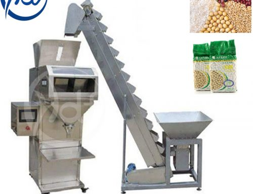 Intelligent Weighing Food Packaging Machine