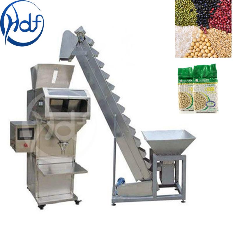 food weighing packaging machine