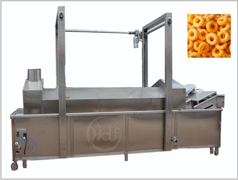 Oil-water mixing fryer