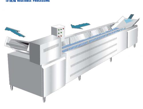 HSL-2000 Water Pre-Cooling System for food