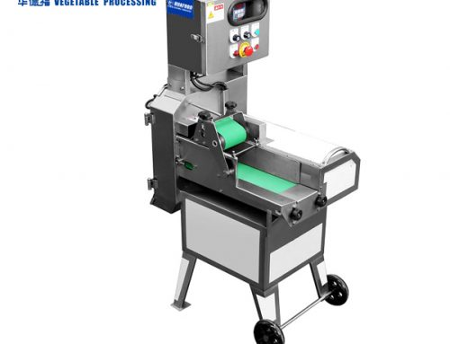 HQC602 vegetable cutting machine