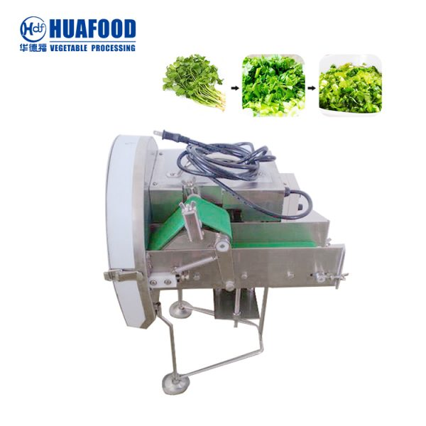 green onion cutting machine