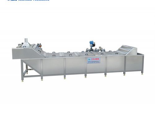 Flexible packaging full automatic pasteurizing  sterilization line
