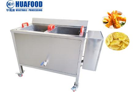 Manual fryer