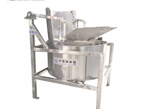 HTYS-1370 automatic dewatering machine deoiling machine for snack food