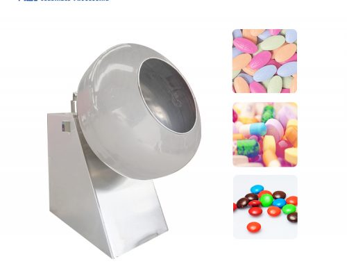 HGY-1200 tablet pill coating machine