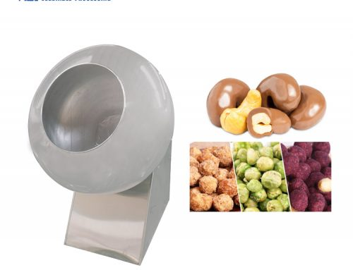 HGY-1000 peanut nut coating machine