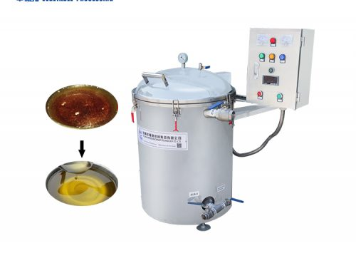 Automatic Cooking Five-stage Oil Filter Machine