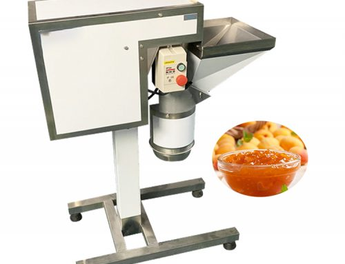 Professional commercial mashed garlic machine / garlic/ginger/chilli paste