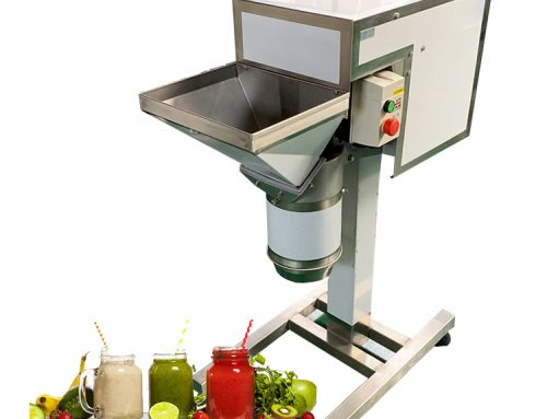 Automatic electric mashed garlic glove machine ginger chopping machine