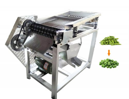 Hotsell stainless steel green pea shelling machine/sheller/peeling machine