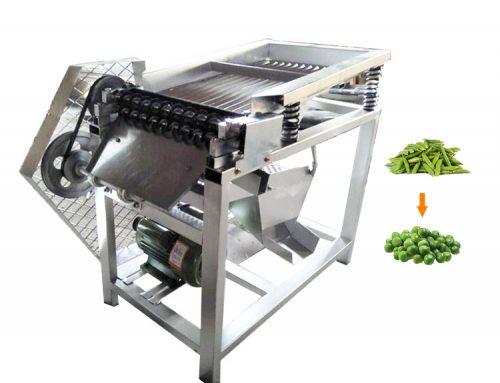 Hotsell stainless steel green pea shelling machine/sheller/peeling machine