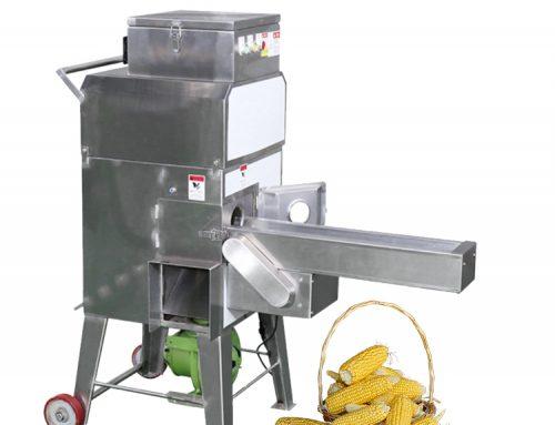 Factory Price 500-600KG/H Sweet Corn Thresher High Quality Sweet Maize Threshing Machine