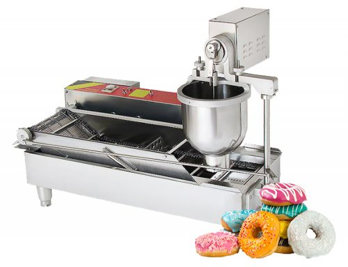High performance automatic mini donut machine with cheap price