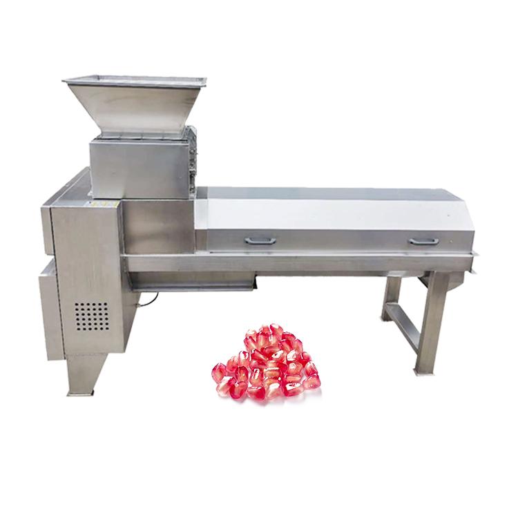 Pomegranate Process Machine
