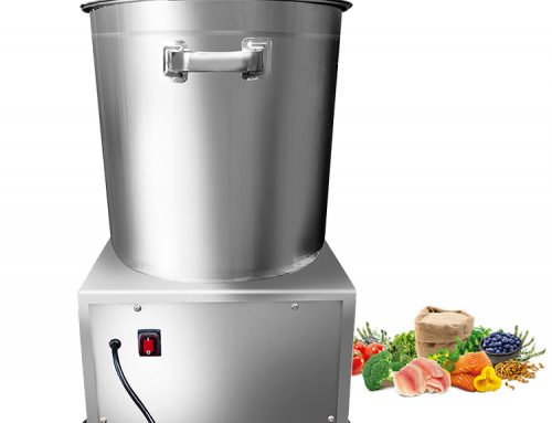 Industrial Fruit Vegetables Centrifugal Dewatering Dehydrator Machine Spin Dryer