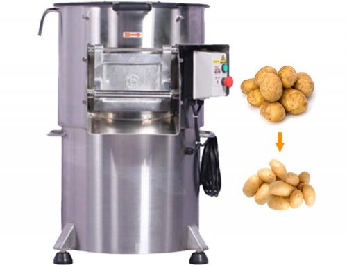 Vegetable potato peeling machine for commercial using