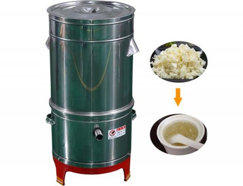 Popular in Southeast Asia Stainless Steel Vegetable and Fruit Spin-Drier
