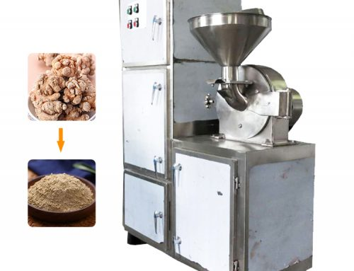 Fully Automatic Food Pulverizer/Grain Mill Machine/Spice Powder Grinder