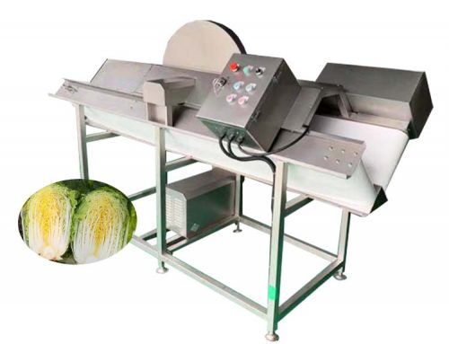 Fruit and vegetable cabbage/tomato/potato half cutting machine