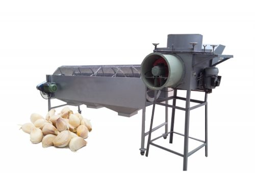 Garlic Processing Machine garlic separator garlic peeling grading sorting machine