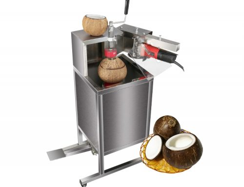 Coconut Opener Coconut Lid Opener Machine