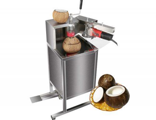 Coconut Opener Coconut Lid Opener Machine