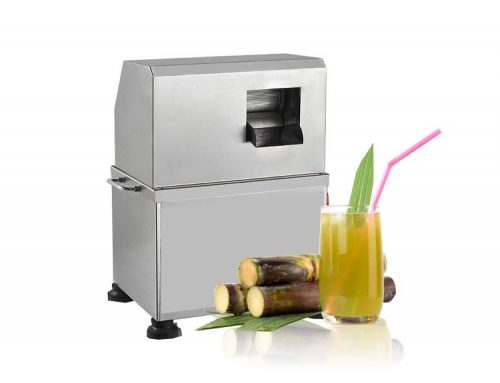 Sugarcane Juicer/Commercial Stainless Steel Battery Type Sugarcane Juicer Machine