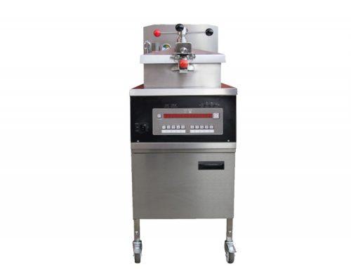 Adjustable chicken fries fries fryer pressure machine churros machine with fryer gas