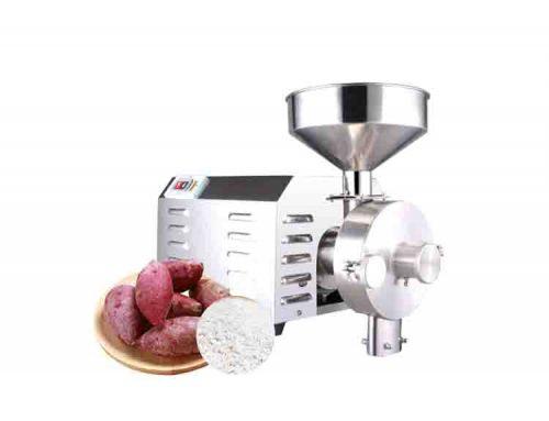 High Efficiency Electric Grain Flour Milling Grinder Pine Nuts Mill Machine