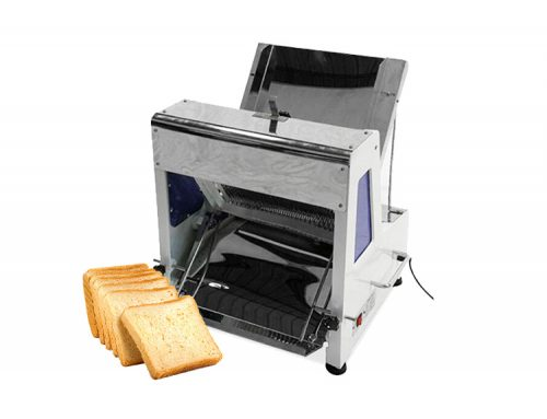 High Quality Bakery Machine 31pieces 12 mm Commercial Bread Slicer
